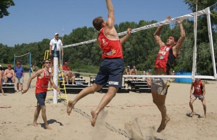 Жмеринчанин став віце-чемпіоном Європи з пляжного волейболу