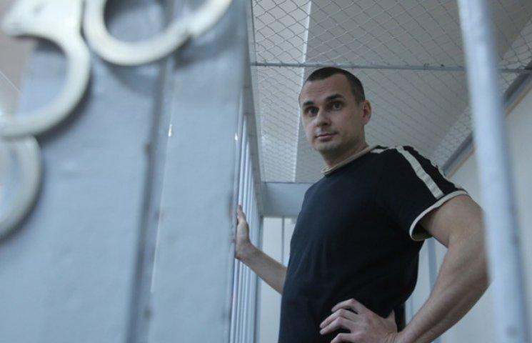 Сенцова засудили до 20 років колонії. Кольченку дали 10 років (ВІДЕО)