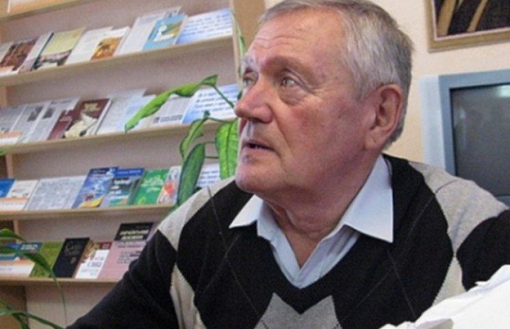 Віктор Ревегук презентував книгу про загиблих бійців з Полтавщини