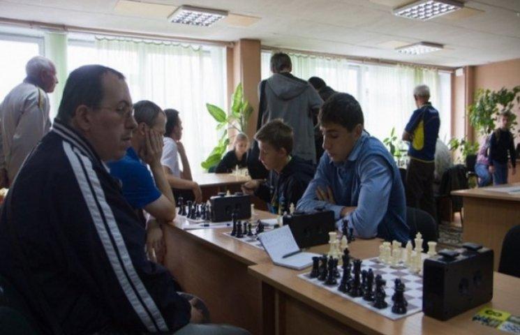 Шахіст з Хмельницького став кращим на турнірі в Житомирі