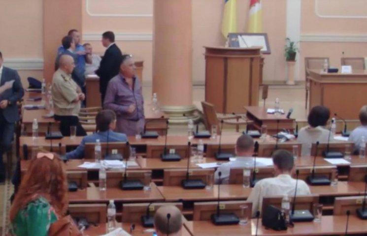 Депутати Одеси не вважають Росію країною-агресором