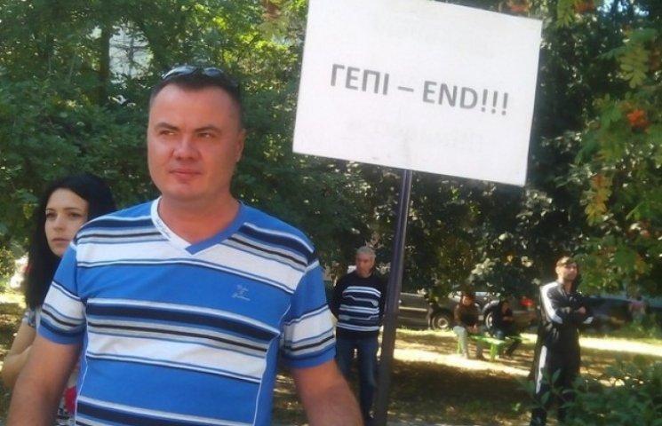 """На суд до Кернеса прийшов """"радикал"""" Мосійчук"""