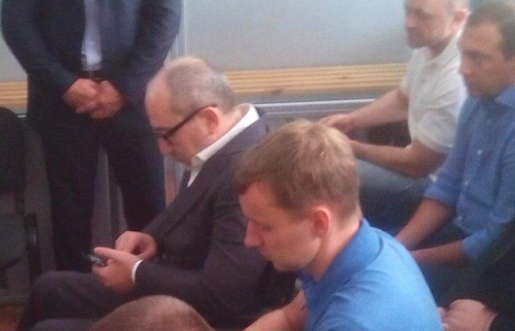 """Активісти попросили вибачення у Кернеса за те, що образили """"його друга Путіна"""""""