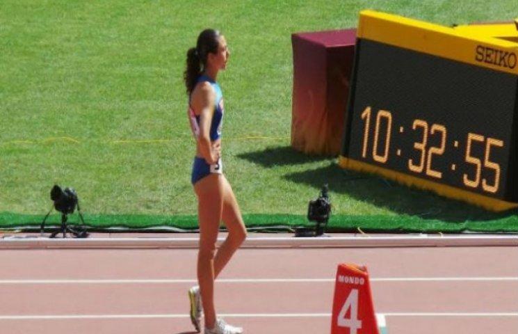 Легкоатлетка Ольга Ляхова вийшла у півфінал чемпіонату світу
