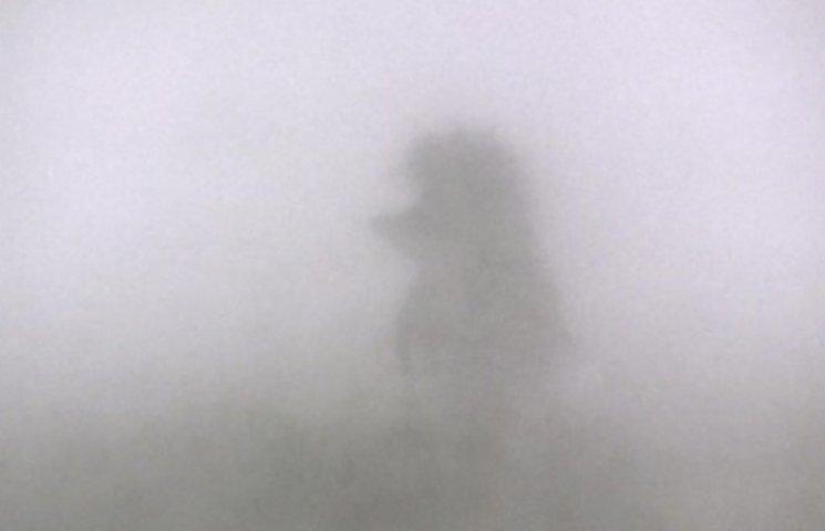 Вінницю обкутала димова завіса