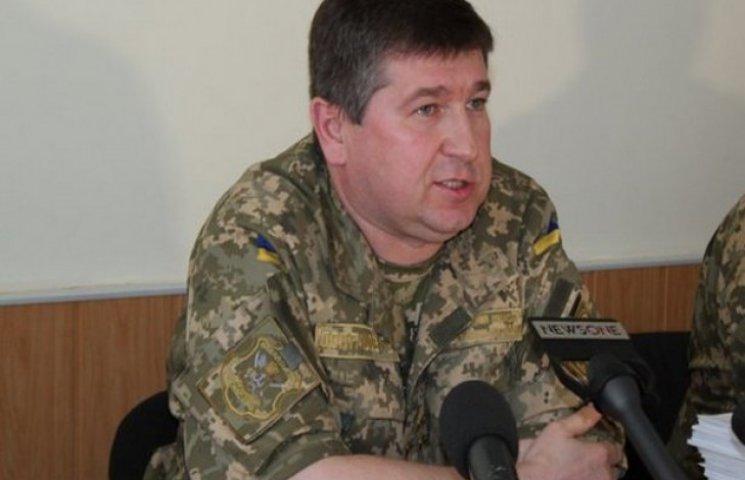 Військовий комісар розповів про проблеми виконання плану мобілізації