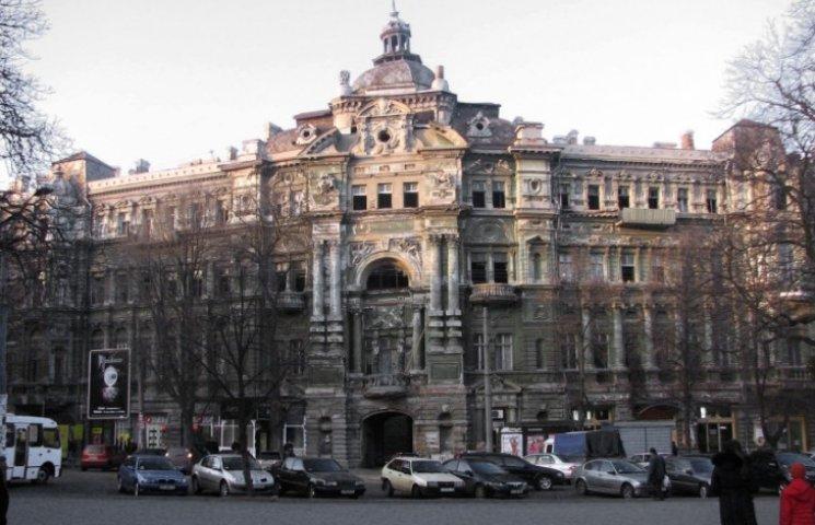 Одеський виконком не реставрує історичні будівлі, а лише визнає їх аварійними