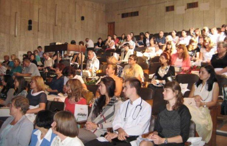 У Хмельницькому відбулась науково-практична коференція терапевтів