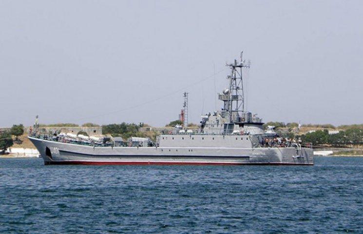 """Ізмаїльський морвокзал готується прийняти кораблі """"Кіровоград"""" і """"Генічеськ"""""""