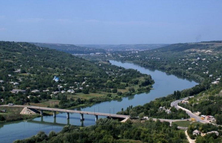 Під Дністром знайшли трубопровід до Молдови