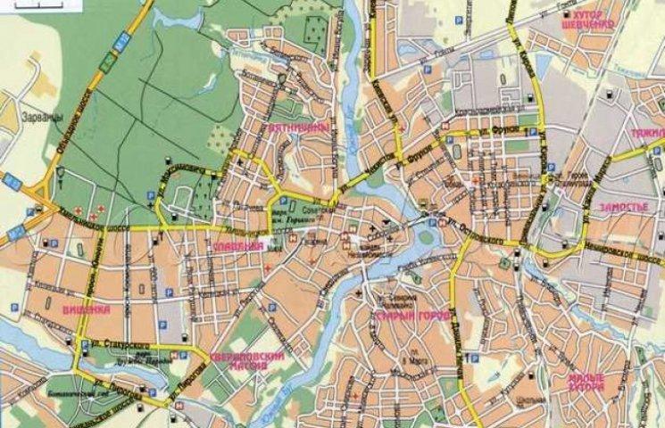 Нові назви декомунізованих вулиць вінничанам презентують до Дня міста