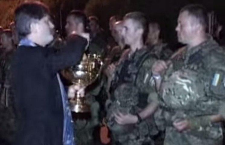 В зону АТО відправилося 70 міліціонерів з Одещини