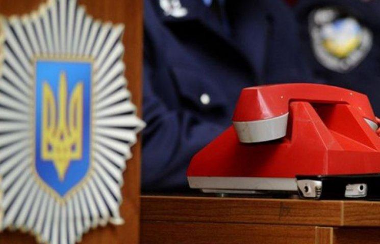 Одеська міліція знову шукає вибухівку