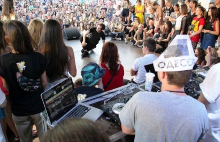 В Одесі відбувся фестиваль вуличного танцю Stamina Battle