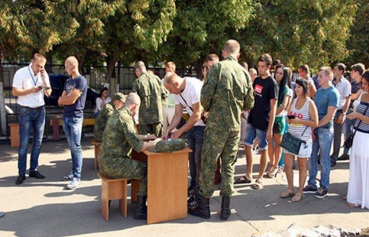 У Хмельницькому почали тестувати майбутніх полісменів