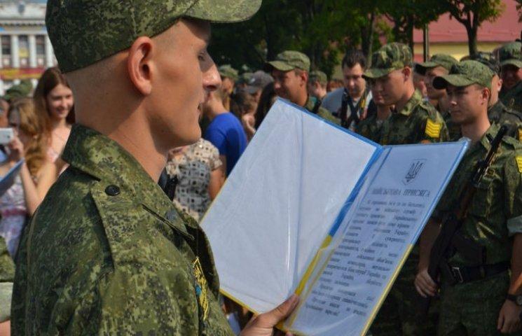 Харківський виш випустив близько 1 тисячі офіцерів запасу