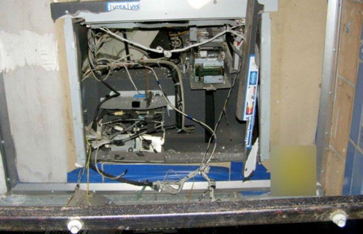 У сільській раді на Полтавщині підірвали банкомат