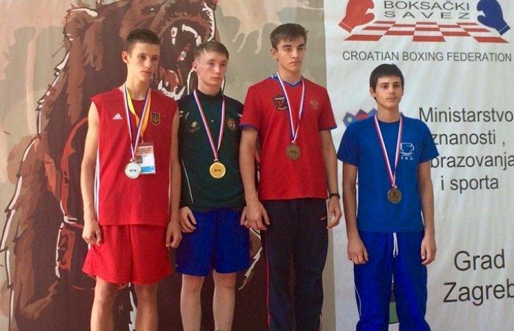 Хмельницький боксер привіз з Чемпіонату Європи срібло