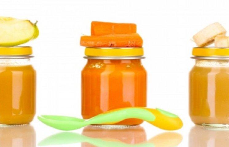 Домашня їжа для малюка може бути більш шкідливою, ніж магазинні консерви