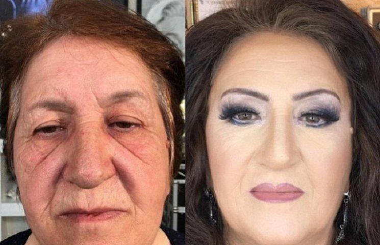 Как грузин-визажист превращает женщин в невероятных красавиц