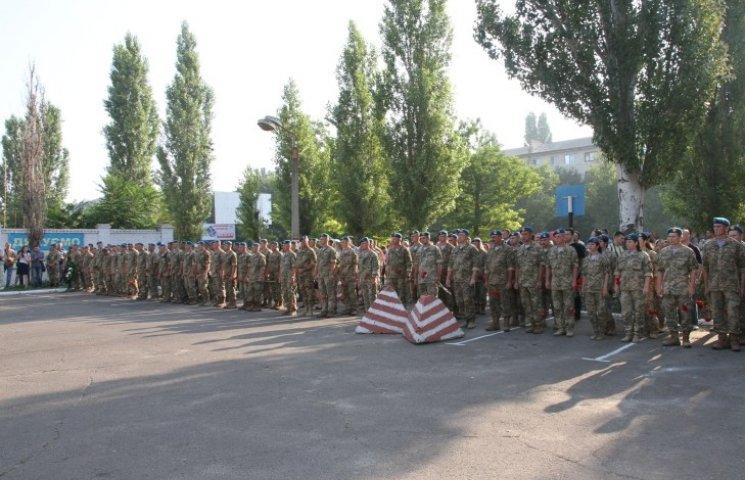 В День ВДВ у Миколаєві вшанували пам