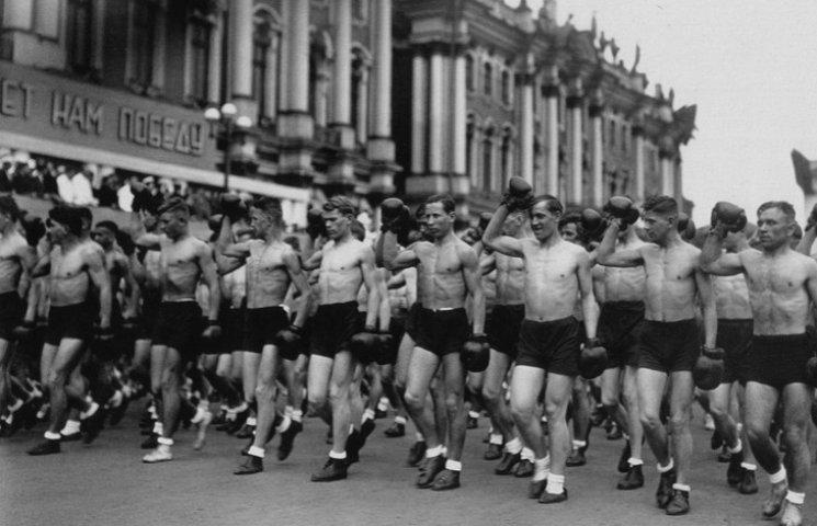 Дикий СССР: Как в вытянутых штанах козлов матами обкладывали