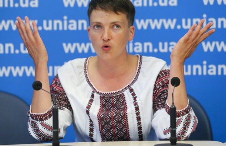 Когда голодовки Савченко поддержит Ефремов
