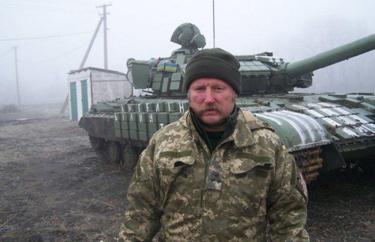 """Професія танкіст: Комбат Скиба про монастир, сепарів і бої батальйону """"Звіробій"""""""