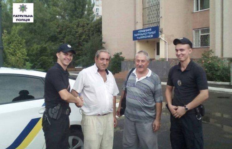 У Миколаєві патрульні рятували турка, що загубився та не знав жодної мови