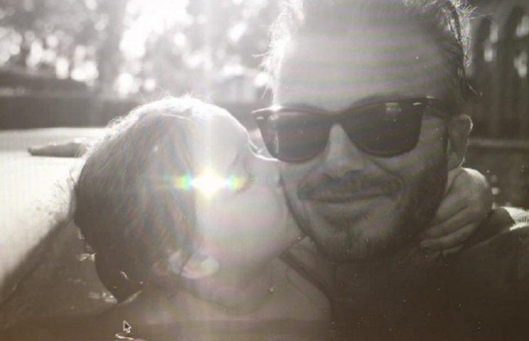 Девід Бекхем показав зворушливе фото з донечкою