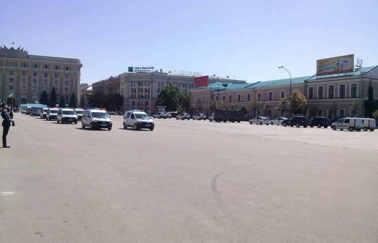 Як у Харкові святкують річницю Національної поліції
