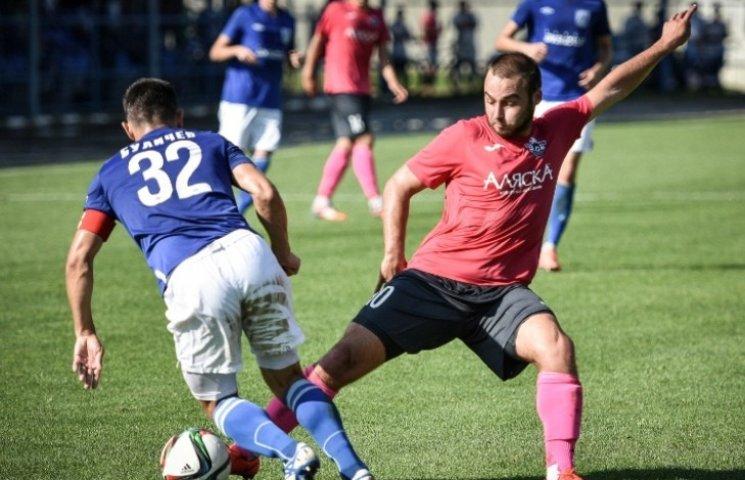 Миколаївський футболіст увійшов до символічної збірної 2-го туру Першої ліги