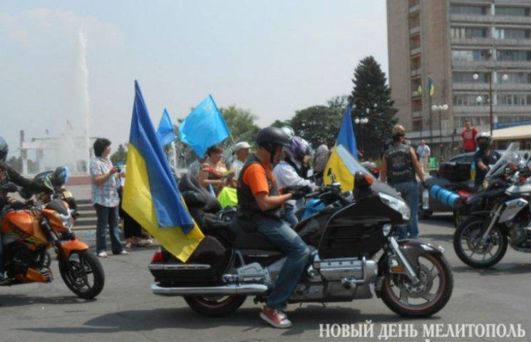 Байкери проїдуться всією Україною, щоб висловити єдність з Кримом