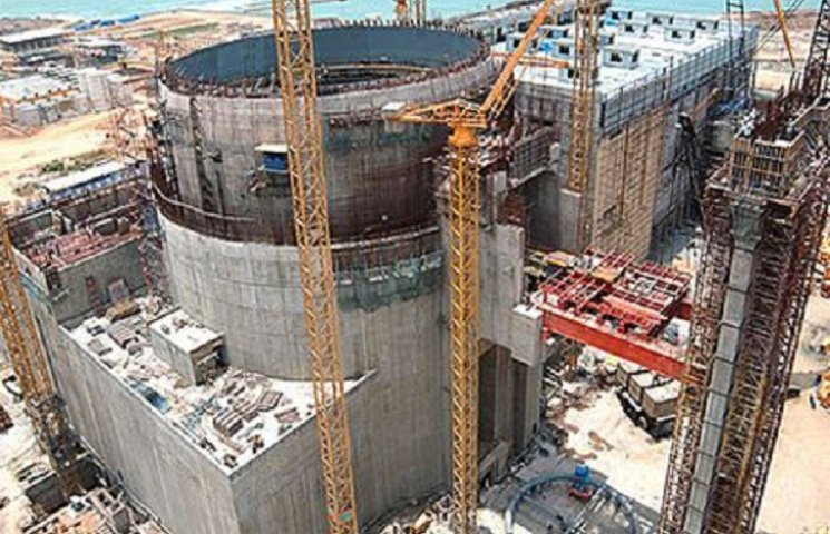 Почти достроенные блоки ХАЭС ищут инвесторов