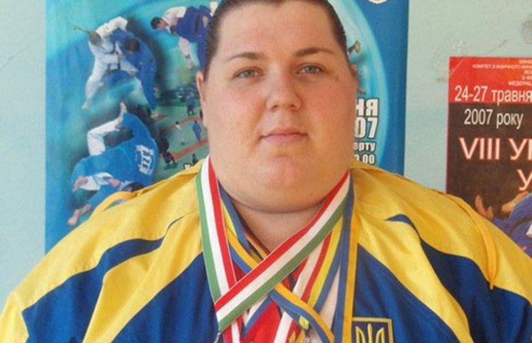 Українська сумоїстка втекла на Росію