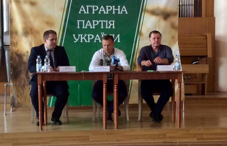 Українського селянина хочуть пустити з торбою по світу