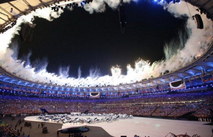 Найкрутіші фотографії з церемонії відкриття Олімпіади-2016