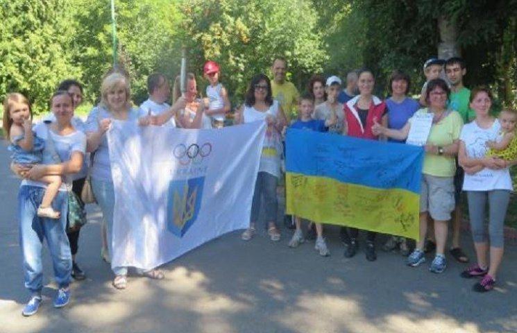 У Хмельницькому розпочалась акція-свято за здорове батьківство
