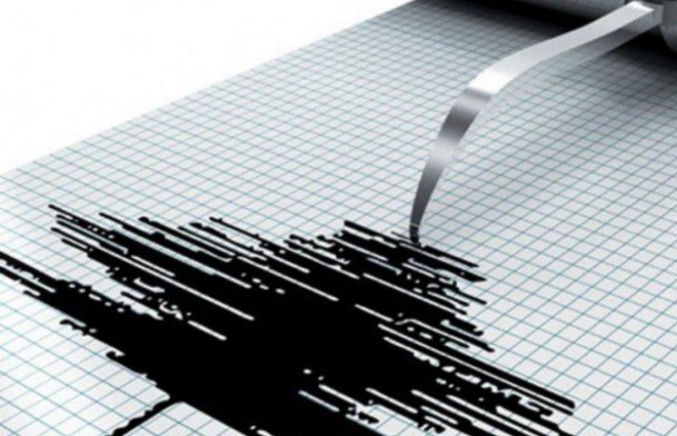 Появилось видео землетрясения на востоке Украины