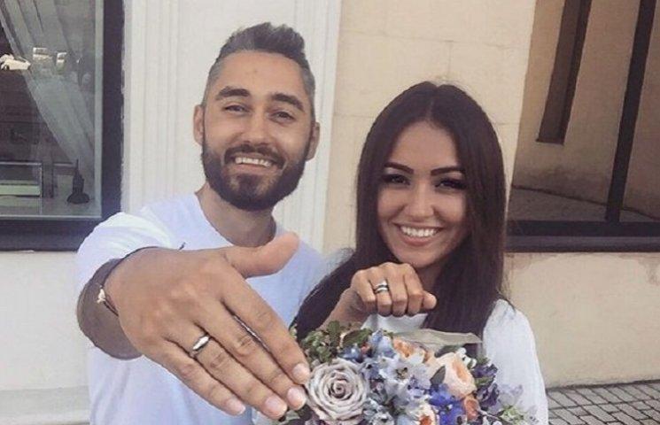 Відомий російський репер одружився з українкою