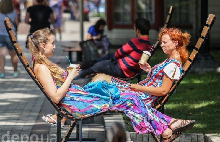15 фото про те, що Київ неможливий без вуличної їжі
