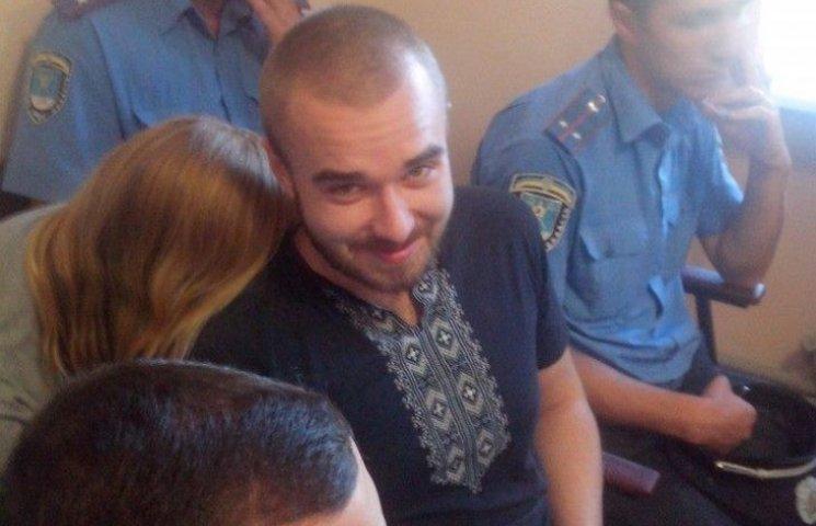 """На Николаевщине начали уголовное дело после блокирования суда над """"киборгом"""""""