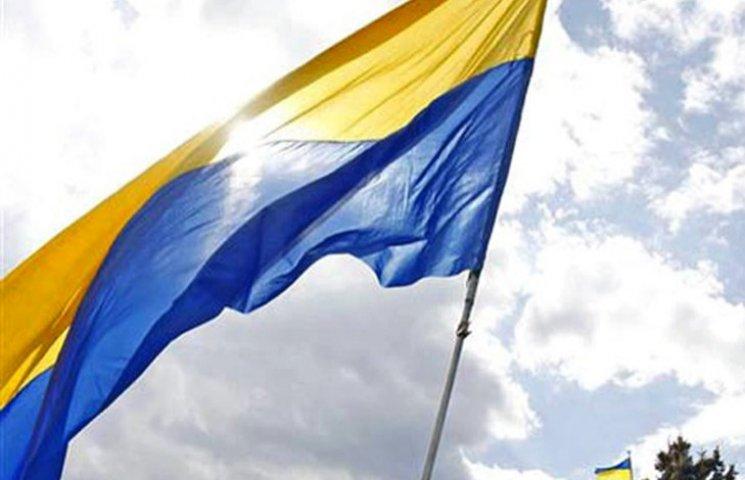 У Бердянську українські прапори майорітимуть впродовж року, а не тільки на свята