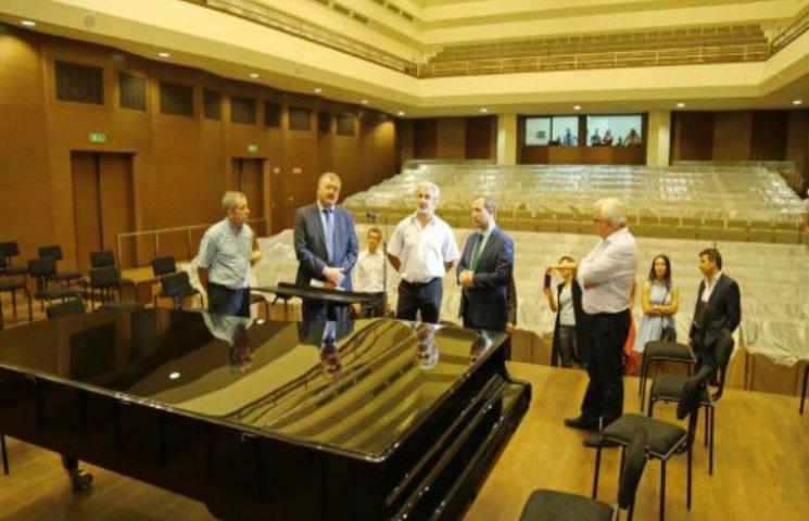 В Харькове органный зал филармонии откроют 20 августа, - Райнин