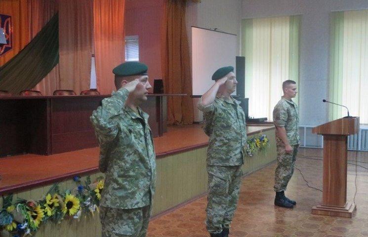 Хмельницька Національна прикордонна академія вшанувала полеглих Героїв