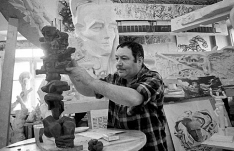 У Нью-Йорку помер знаменитий скульптор Ернст Неізвєстний