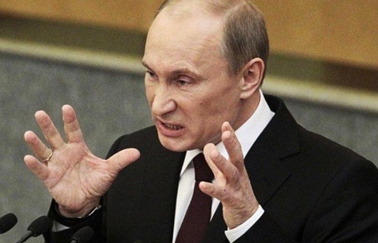 Путин начал дергать Украину за транзит