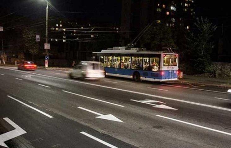 По Зулінського знову пустили тролейбуси