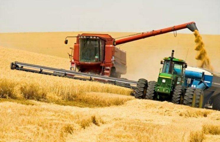 На Полтавщині закінчилися жнива ранніх зернових