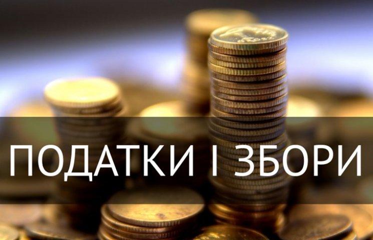 Майже три мільярди гривень сплатив бізнес Хмельниччини в бюджети
